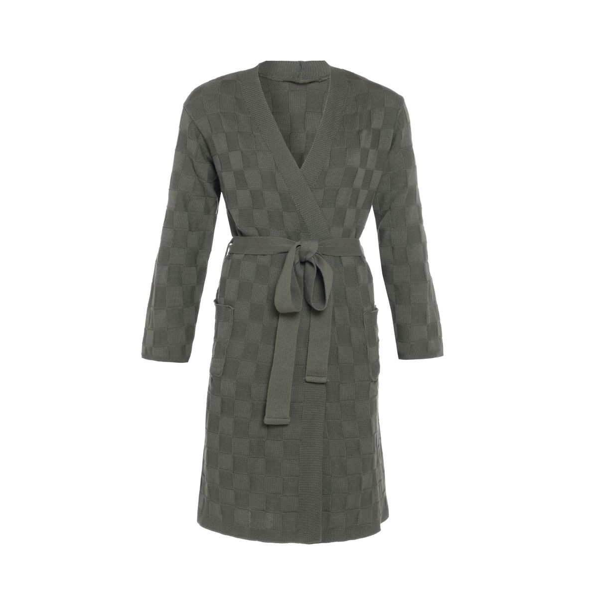 bathrobe ivy khaki lxl