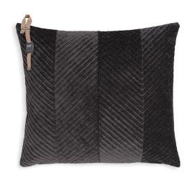Beau Cushion Anthracite - 50x50
