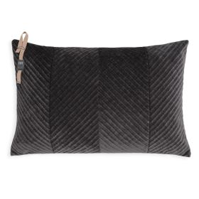 Beau Cushion Anthracite - 60x40