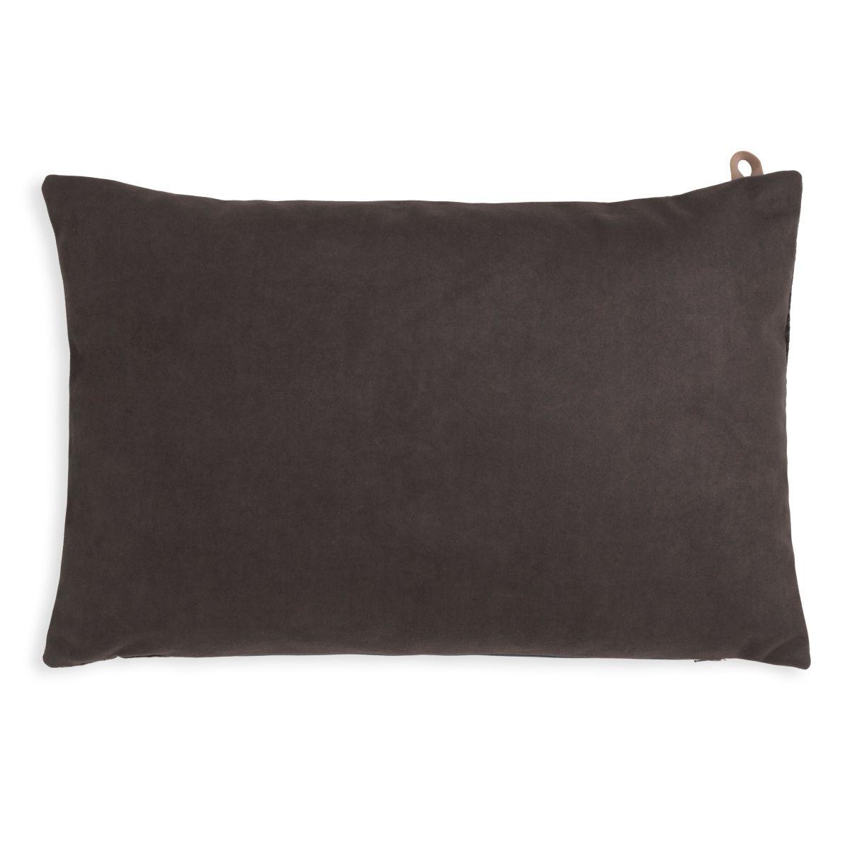 beau cushion anthracite 60x40