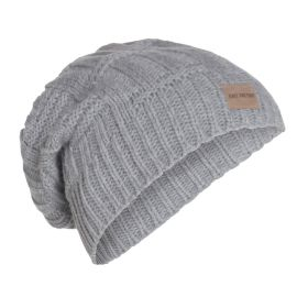 Bobby Beanie Light Grey