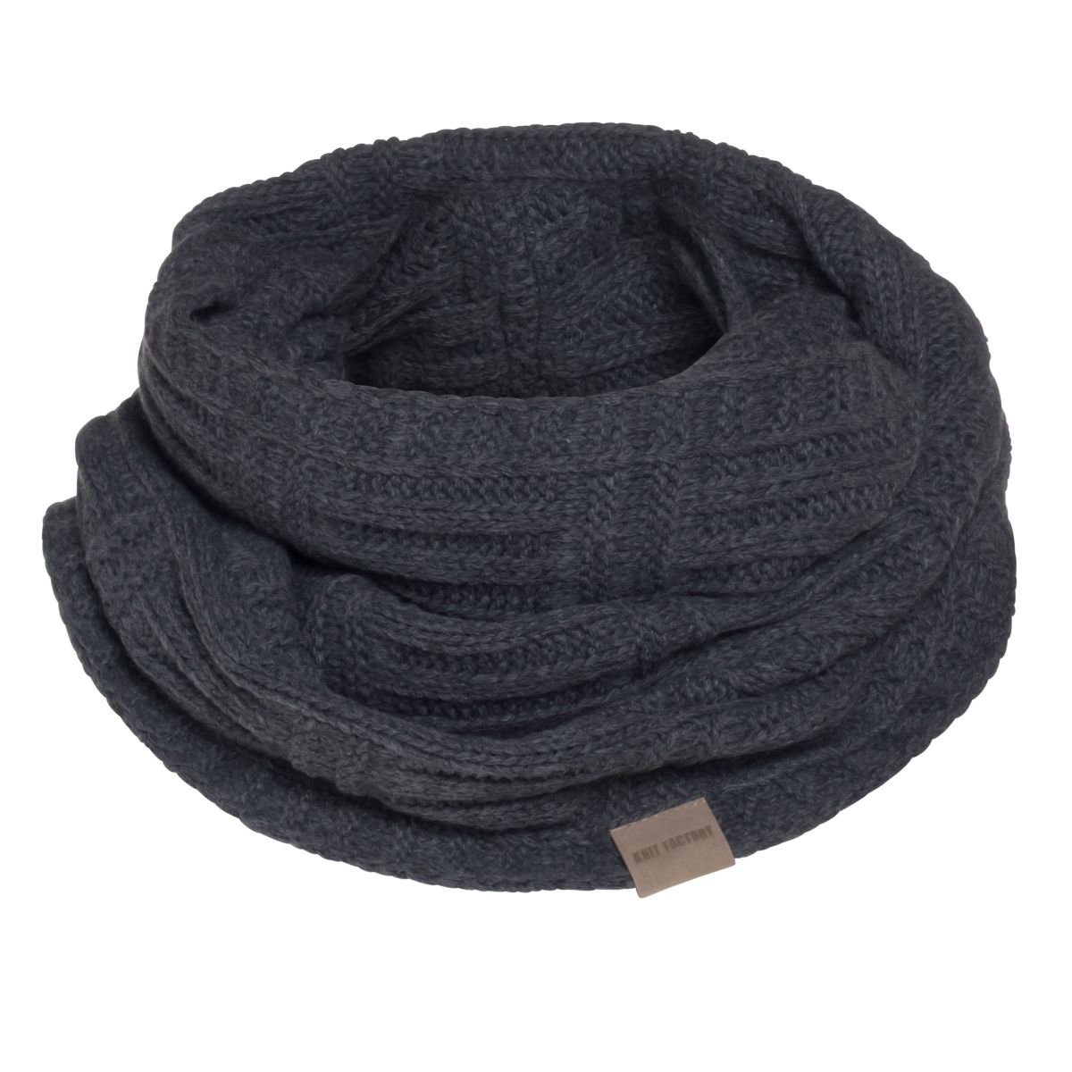 bobby infinity scarf anthracite