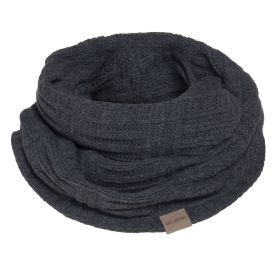 Bobby Infinity Scarf Anthracite
