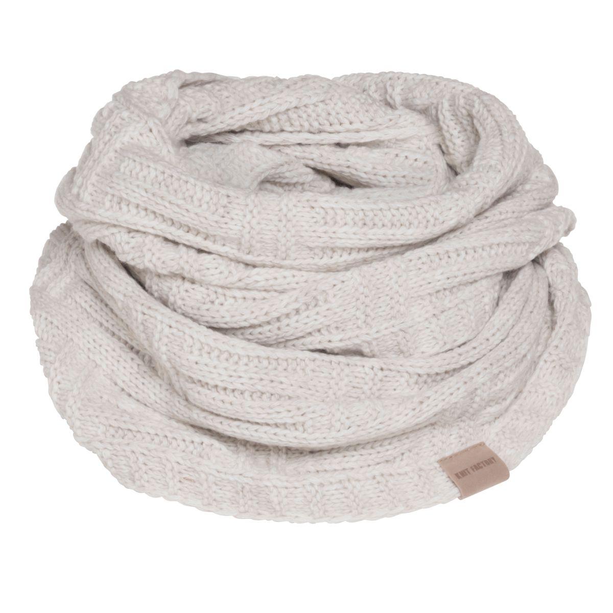 bobby infinity scarf beige