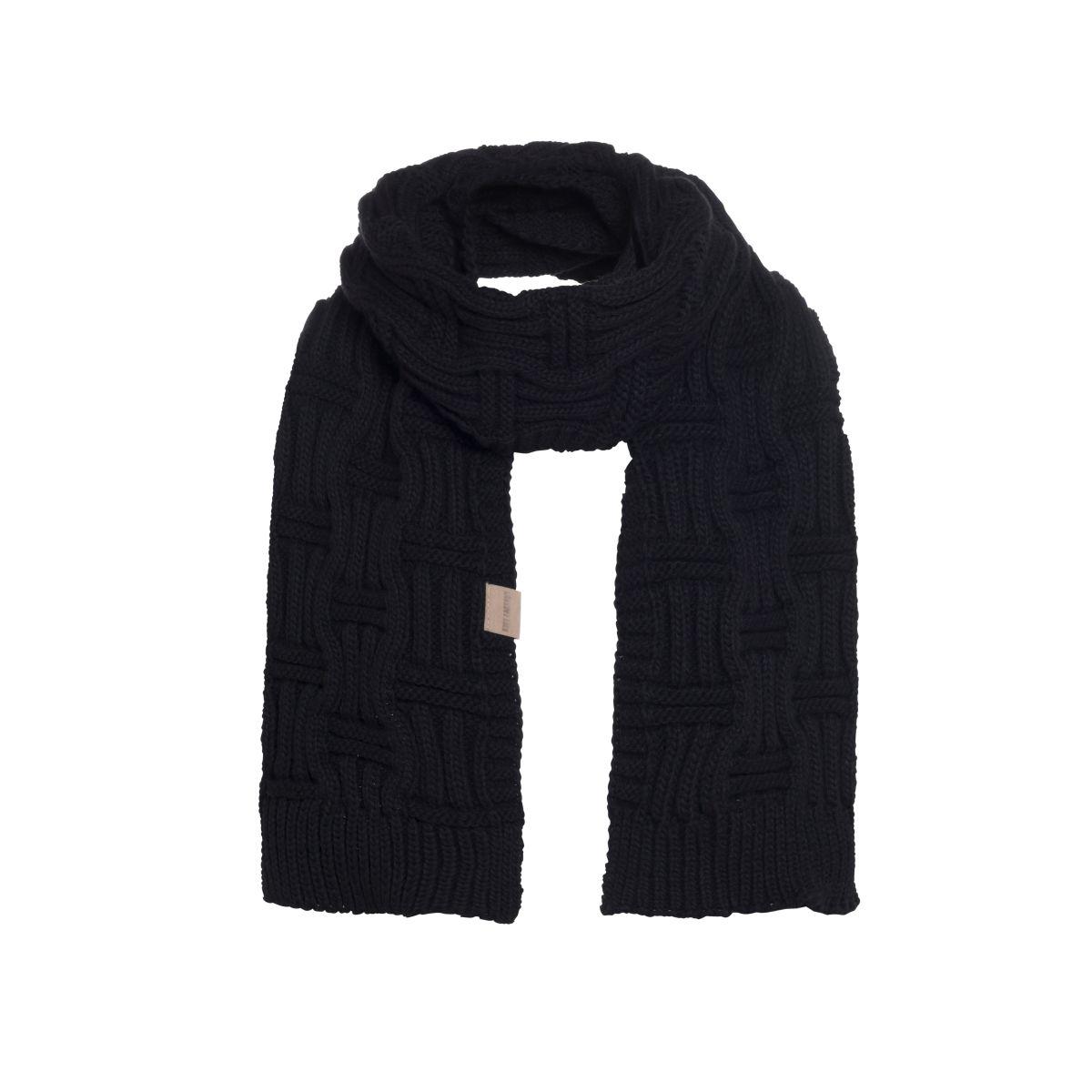 bobby scarf black