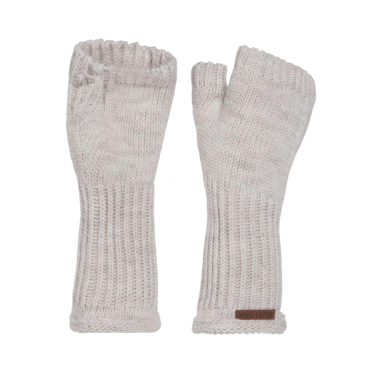 cleo gloves beige