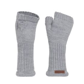 Cleo Gloves Light Grey