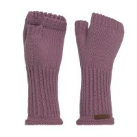 Cleo Gloves Lilac