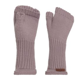Cleo Gloves Mauve