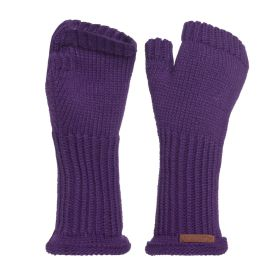 Cleo Gloves Purple