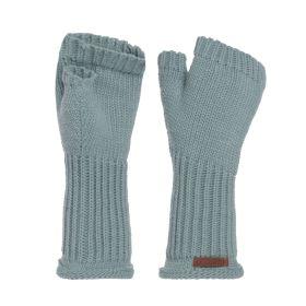 Cleo Gloves Stone Green