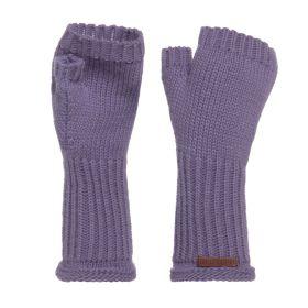 Cleo Gloves Violet
