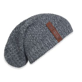 Coco Beanie Anthracite/Grey