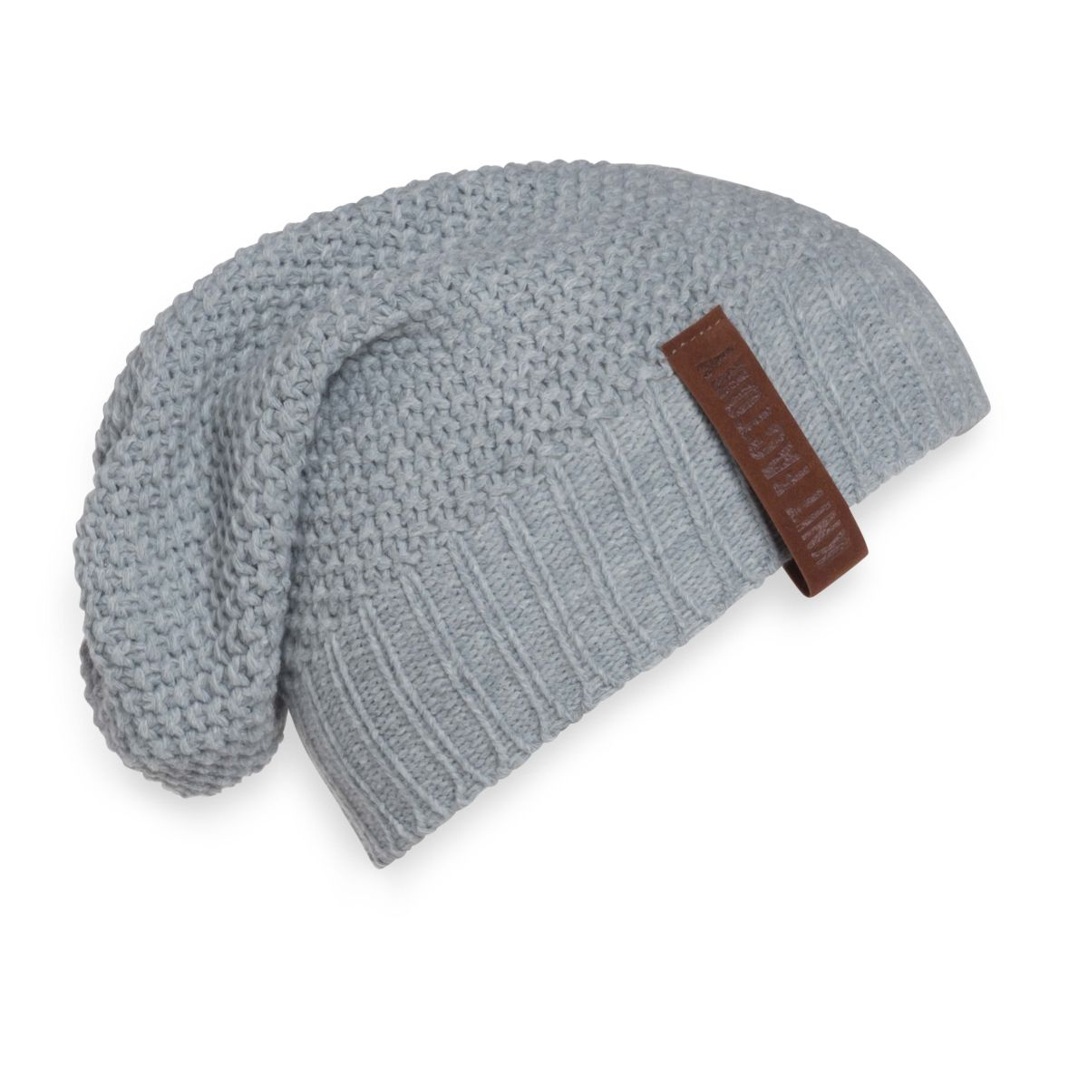 coco beanie light grey