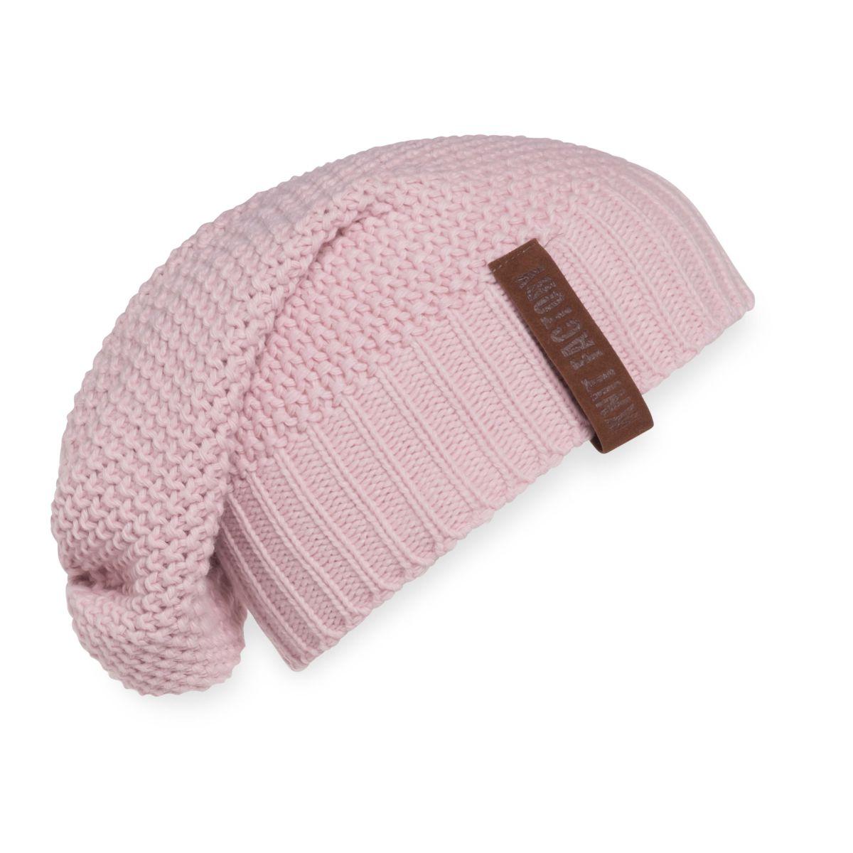 coco beanie pink
