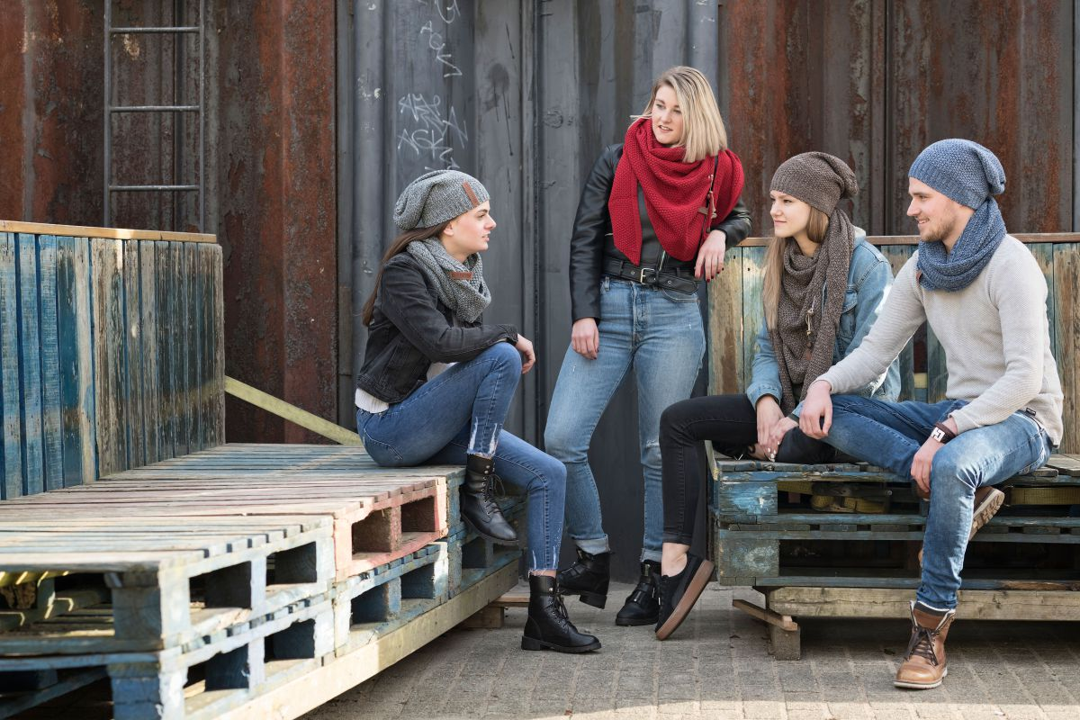 knit factory 1206654 coco colsjaal jeans indigo 3