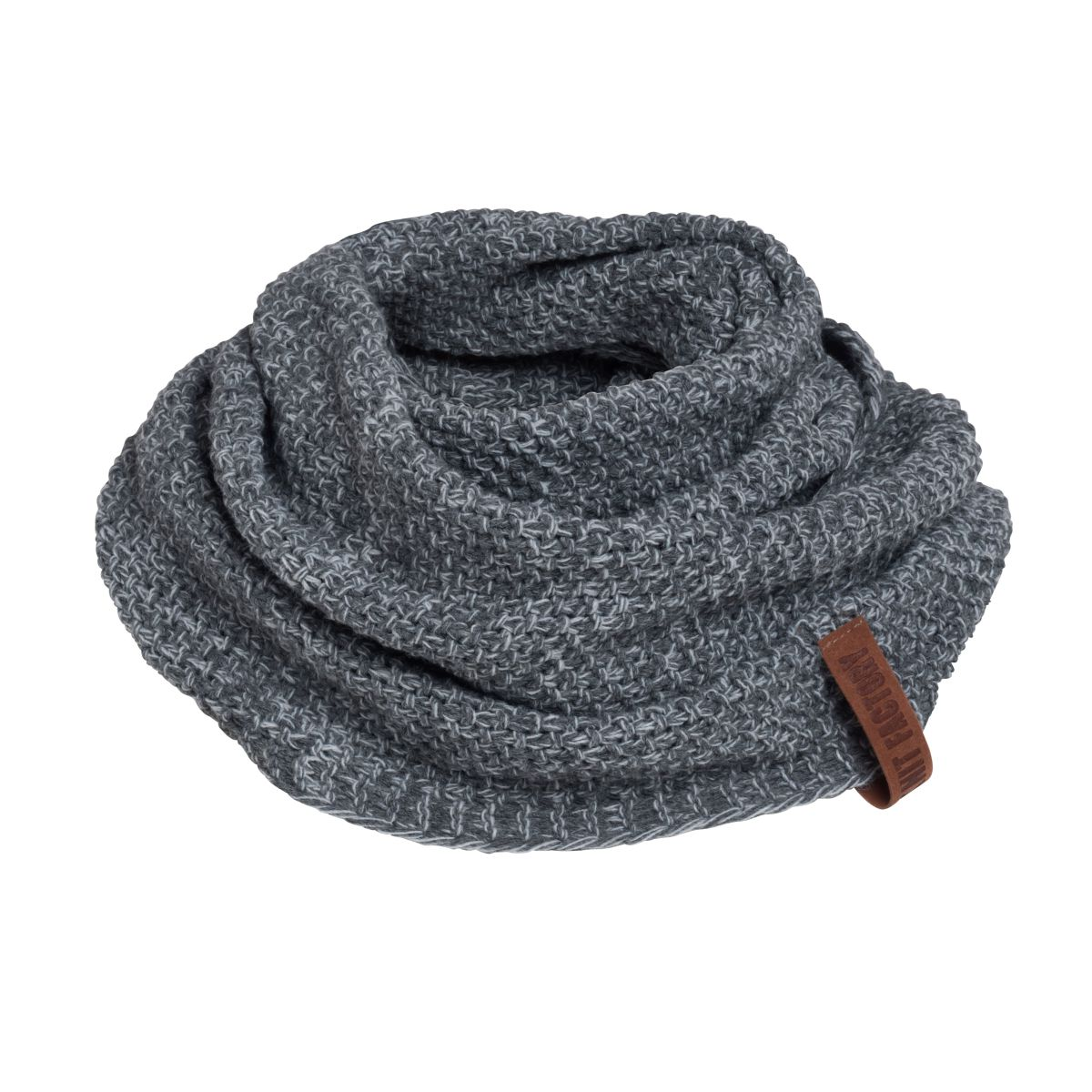 coco infinity scarf anthracitegrey
