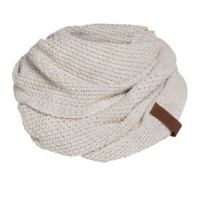 Coco Infinity Scarf Beige