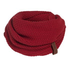 Coco Infinity Scarf Bordeaux