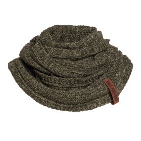 Coco Infinity Scarf Green/Olive