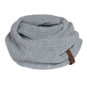 Coco Infinity Scarf Light Grey