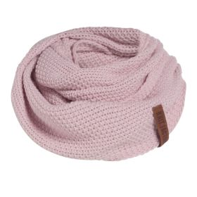 Coco Infinity Scarf Pink