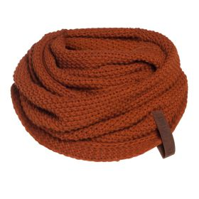 Coco Infinity Scarf Terra