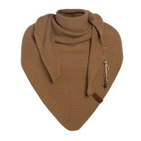 Coco Triangle Scarf New Camel