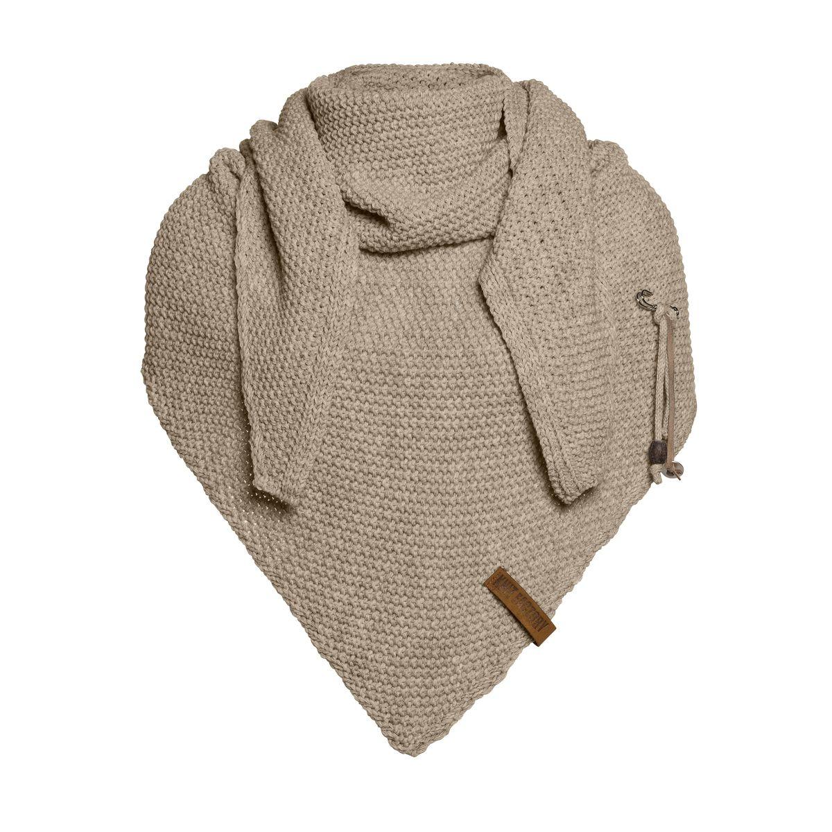 coco triangle scarf olive