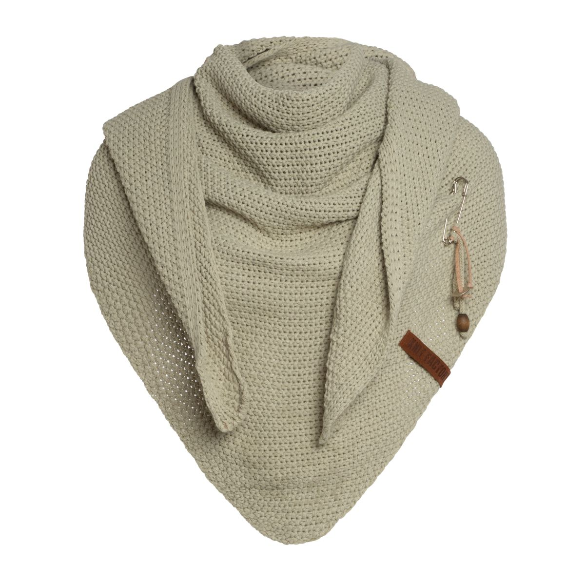 coco triangle scarf seda
