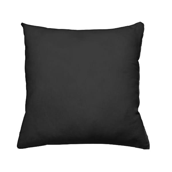cushion filling black 50x50