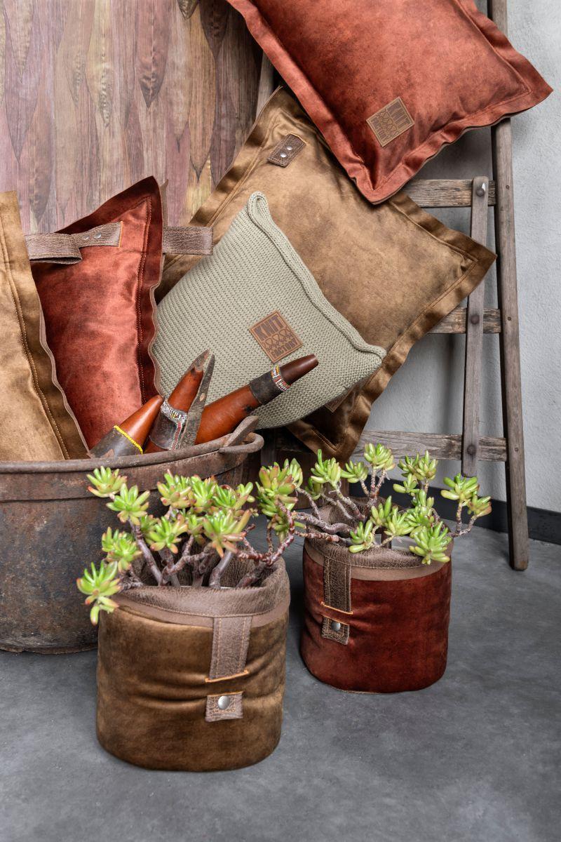 dax basket light grey 20 cm