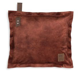 Dax Cushion Brique - 50x50