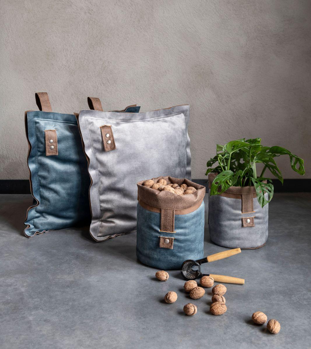 dax cushion jeans 50x50