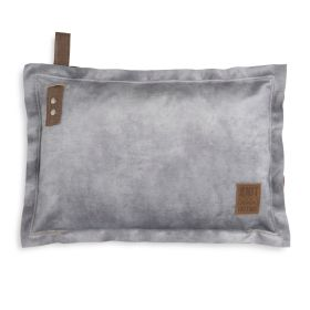 Dax Cushion Light Grey - 60x40