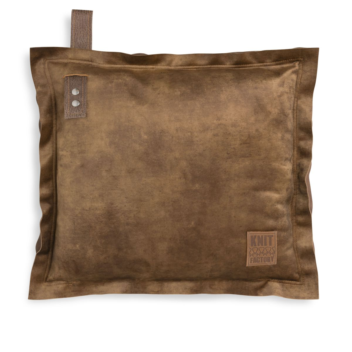 dax cushion new camel 50x50