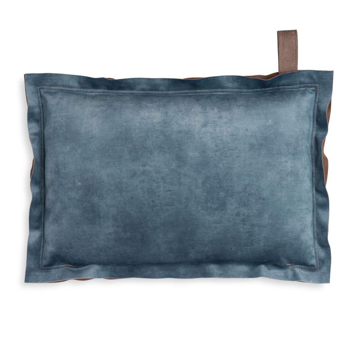 knit factory 1361313 dax kussen 60x40 jeans 2