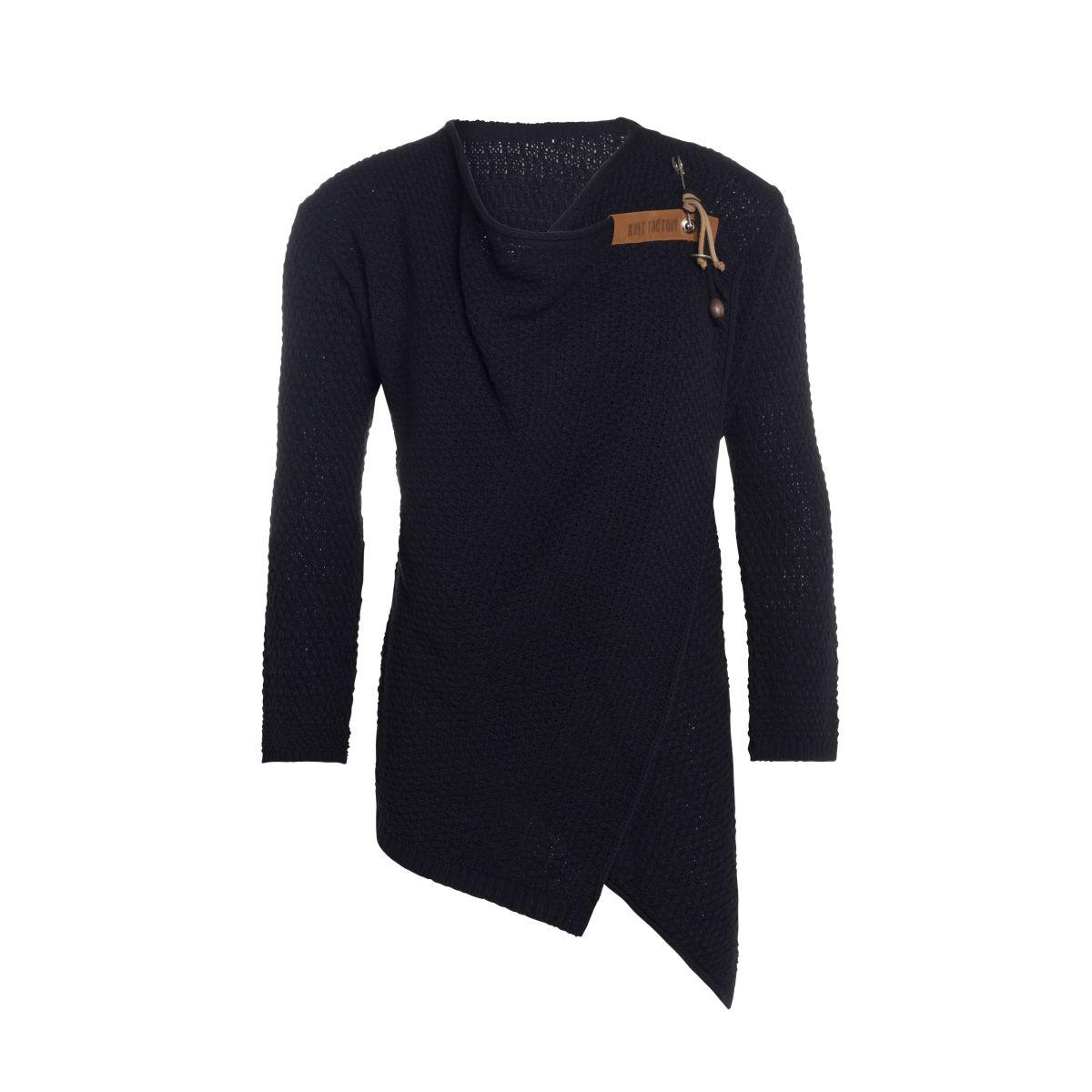 knit factory 1396226 emy vest 3638 navy 1