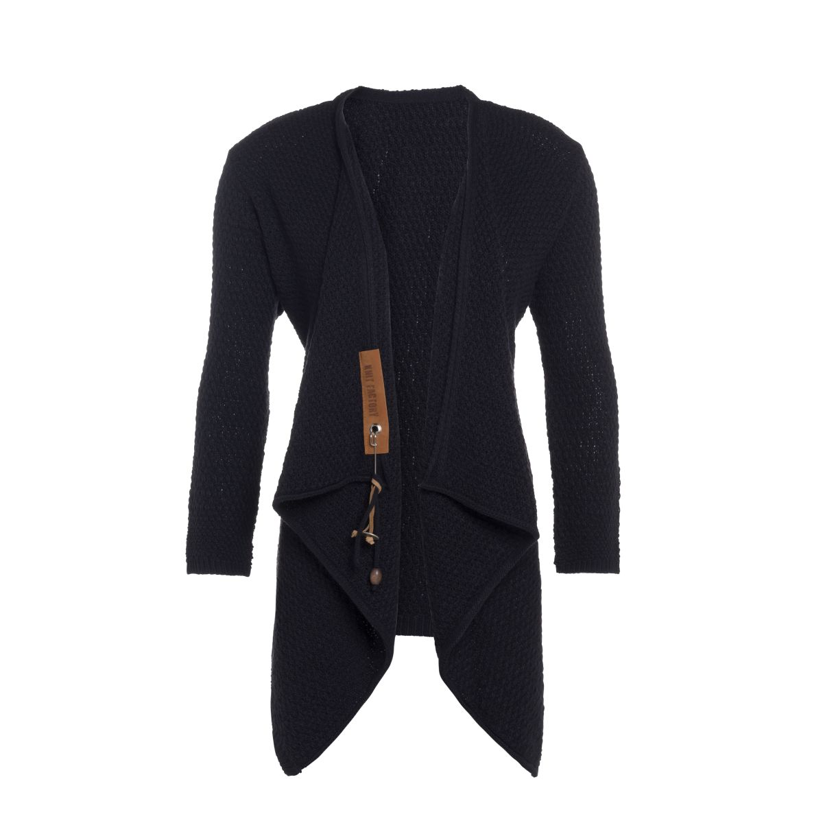 emy knitted cardigan navy 3638