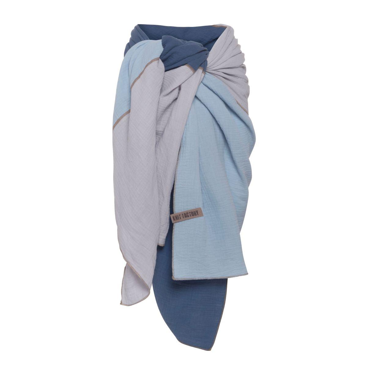 knit factory kf151056054 fay pareo jeans indigo 4