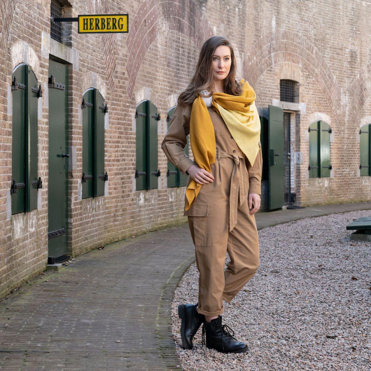 knit factory kf151056063 fay pareo oker citrus 7