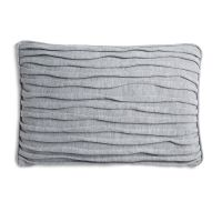 Finn Cushion 60x40 Light Grey