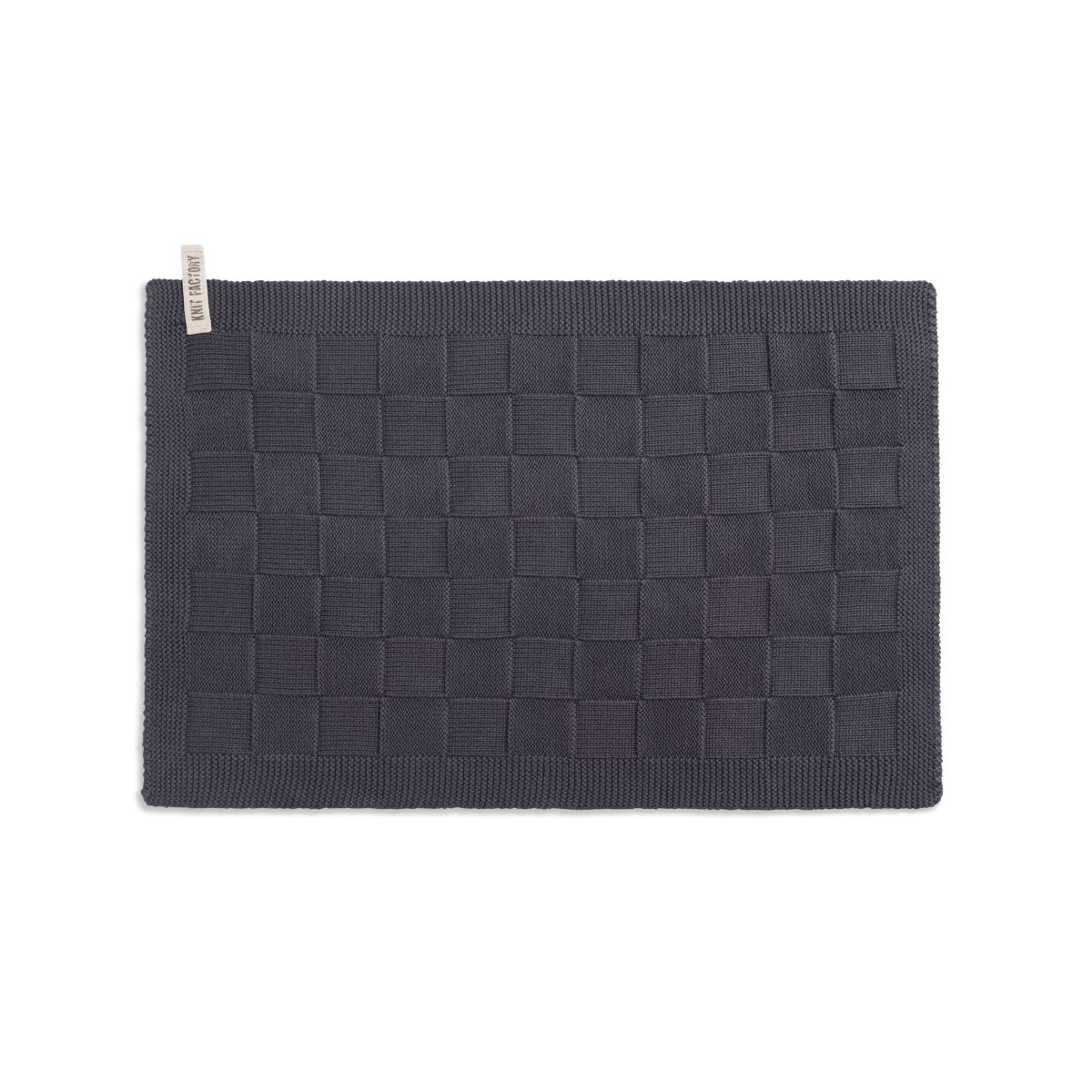 guest towel anthracite