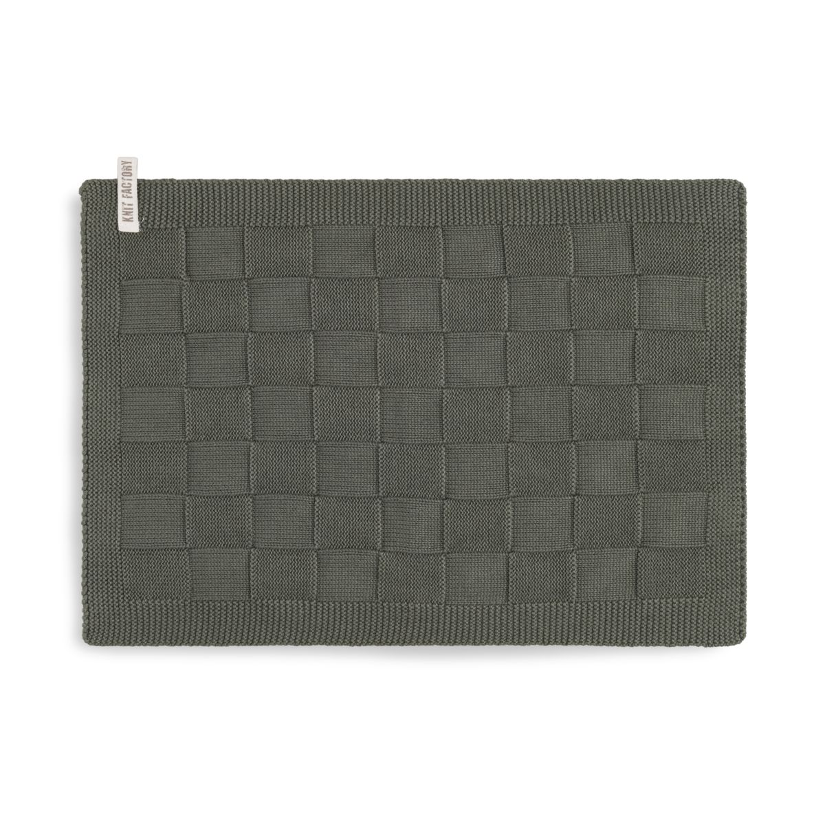 guest towel ivy khaki