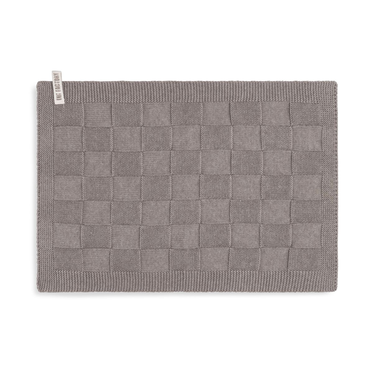 guest towel ivy taupe