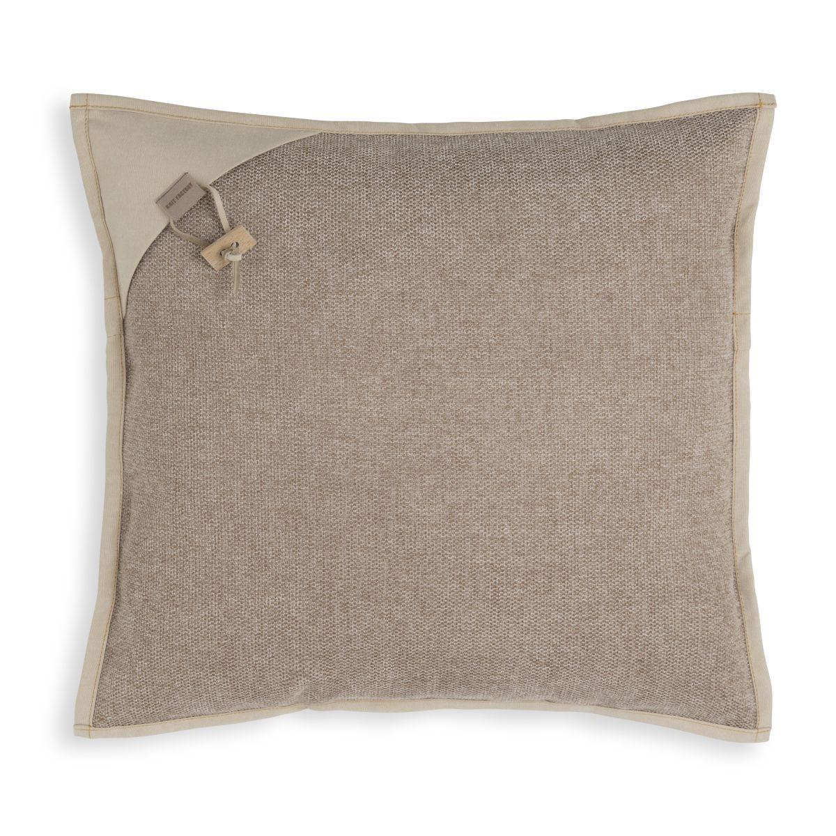 knit factory kf154012012 hope kussen beige 50x50 1