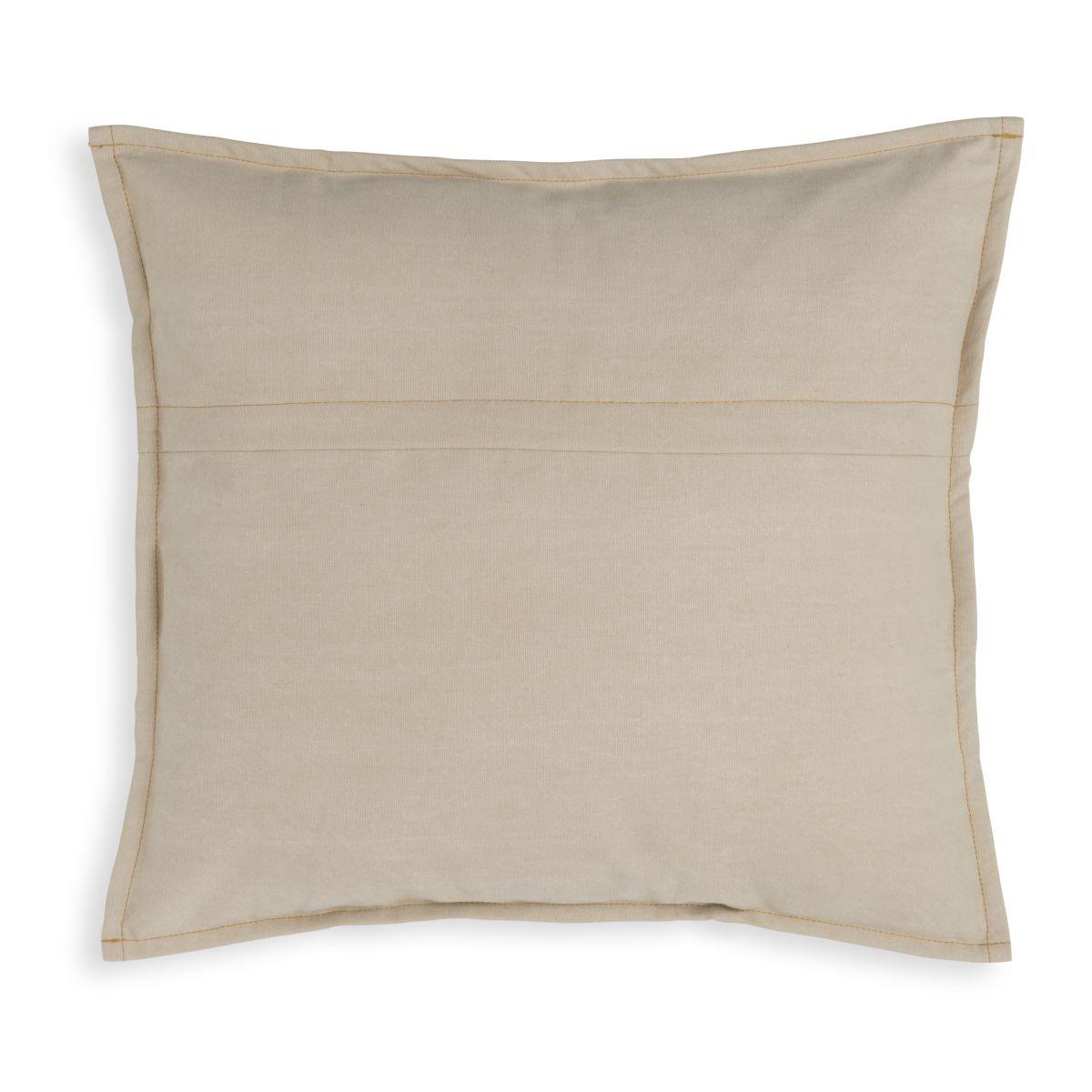 knit factory kf154012012 hope kussen beige 50x50 2