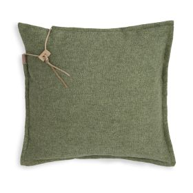 Imre Cushion Green - 50x50