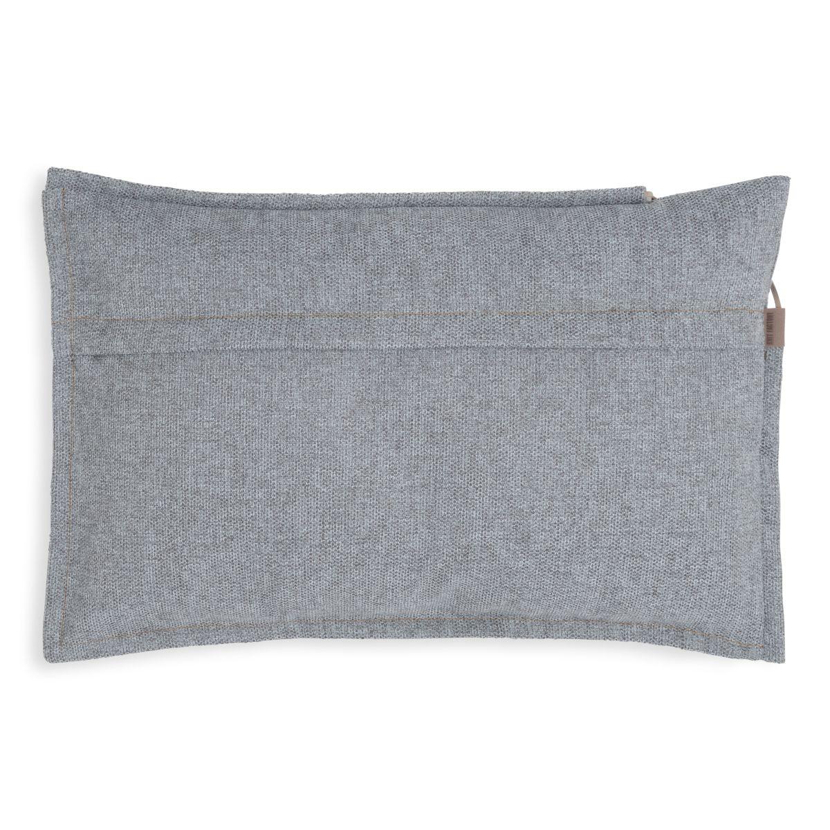 imre cushion light grey 60x40