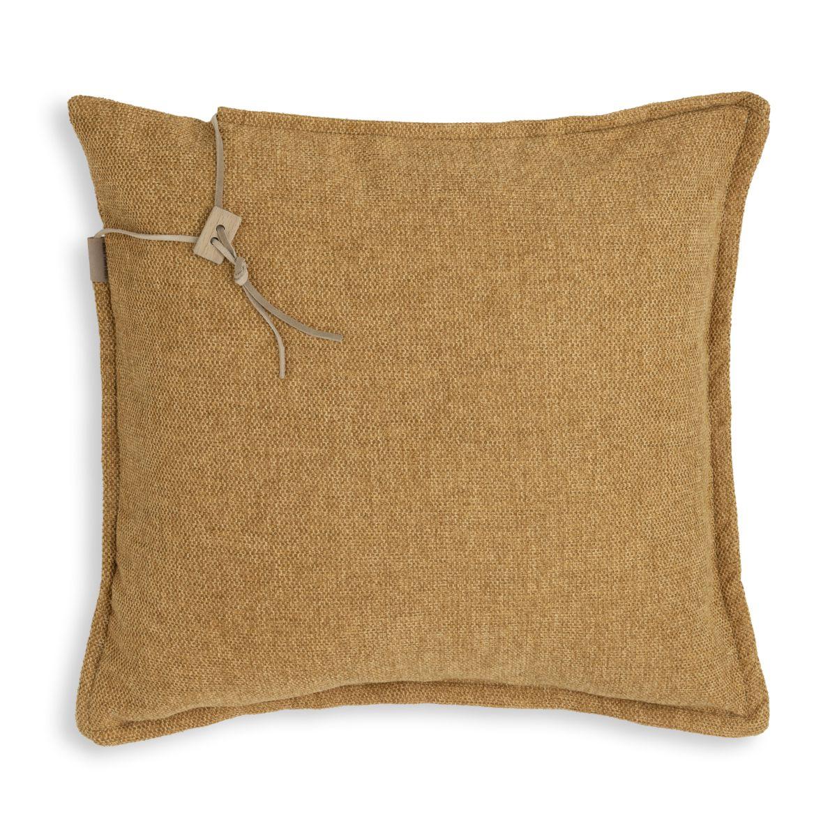 imre cushion ochre 50x50